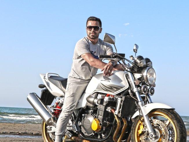 Motorcycle: Honda