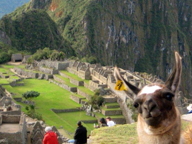 13 Days Meditation and Yoga Journey Through Southern Peru