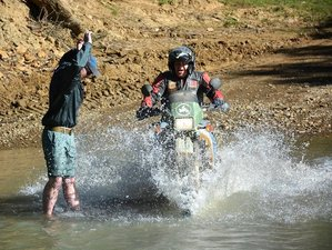 10 Day The Eastern Frontier Guided Motorcycle Tour in Bolivia