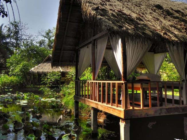 6-Daagse Yoga en Meditatie Retraite in Siem Reap, Cambodja