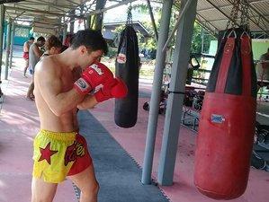 30 Days VIP Muay Thai Training in Krabi, Thailand