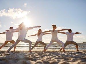 7 jours en stage de yoga, Pilates et detox alcaline à Essaouira, Maroc