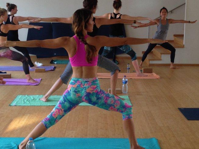 29 Days 200 Hours Hot Yoga Teacher Training in Barcelona, Spain