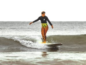 6 Days All-Level Surf Camp Tamarindo, Guanacaste, Costa Rica