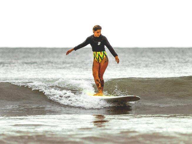 88179eede5 6 Days All-Level Surf Camp Tamarindo
