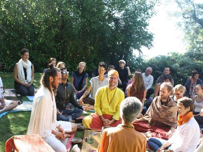7 Days Hatha Yoga Immersion in New Zealand