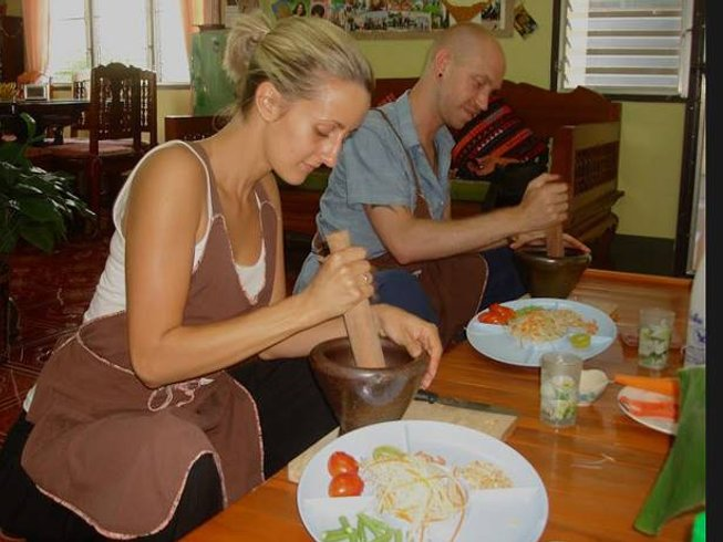 11 Days Flavors of Thailand Cooking Holidays