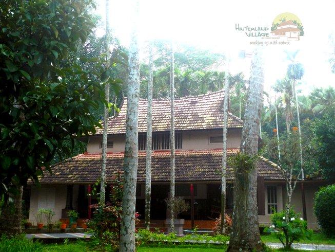 """7-Daagse """"Gelukkig Leven"""" Yoga en Meditatie Retraite in Kerala, India"""