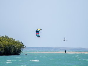 5 Day Kiteboarding Surf Camp in the Wild North of Colombia, Punta Gallinas