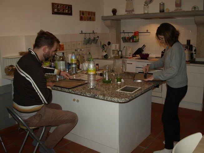 5 Days Yoga & Raw Food Chef Training Retreat in France
