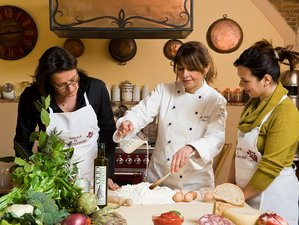 7 Day Cooking Under The Tuscan Sun Holiday in Tuscany, Cortona