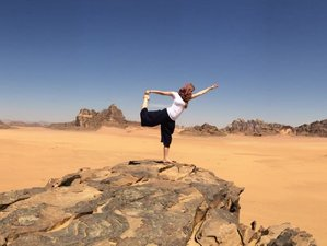 3 Days Yoga and Horse Soul Desert Retreat in Jordan