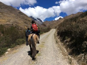 4 Day Peruvian Horse Riding Holiday in Salkantay and Machu Picchu, Cusco