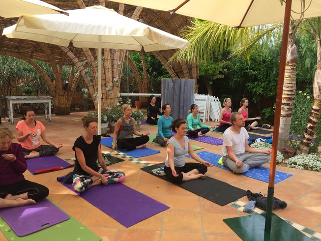3 days tapas wine and yoga retreat in spain for Yoga and wine retreat