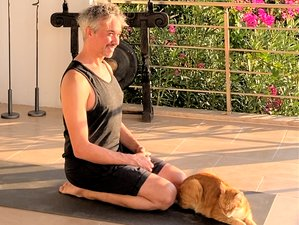8 Day Private Yoga Retreat Overlooking the Sea in Bodrum, Mugla Province