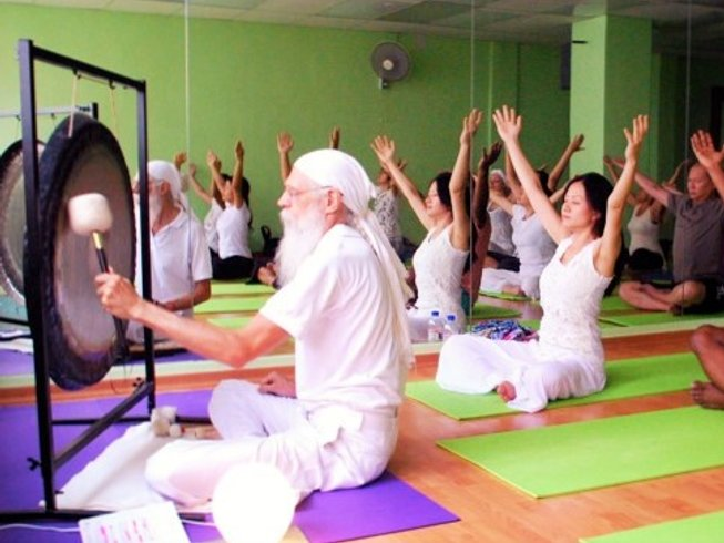9 Days Kundalini Yoga and Meditation Retreat in Nepal
