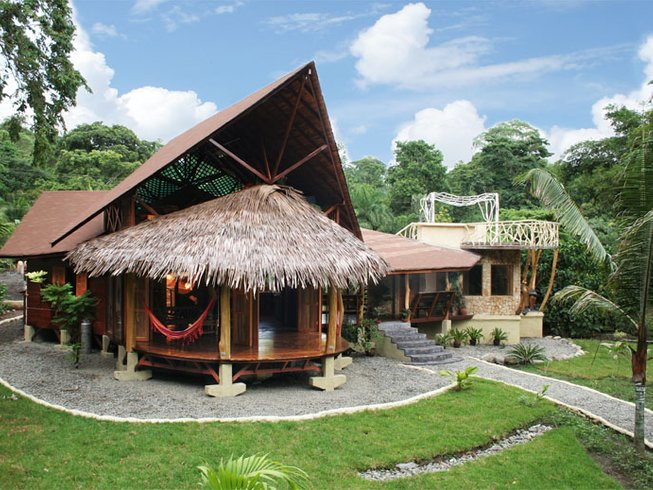 7 jours détente à Tree House Yoga Retreat, Costa Rica