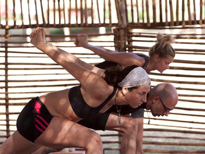 5 Days Fresh Beach Yoga Retreat in Goa, India