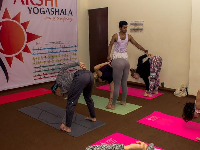 59 Days 500 Hours Yoga Teacher Training Rishikesh, India