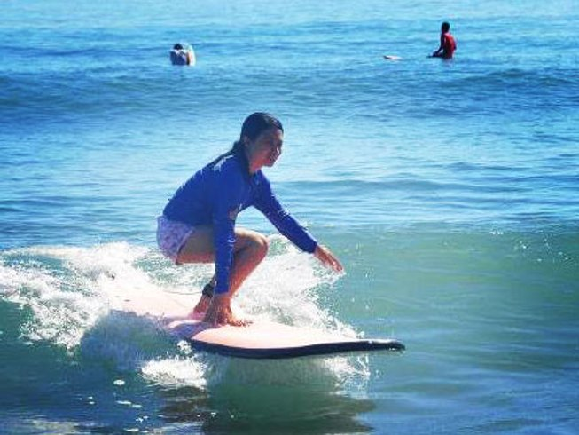 5 Days Fun and Exciting Surf Camp Philippines
