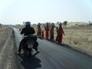 10 Days Royal Rajasthan Motorcycle Tour India