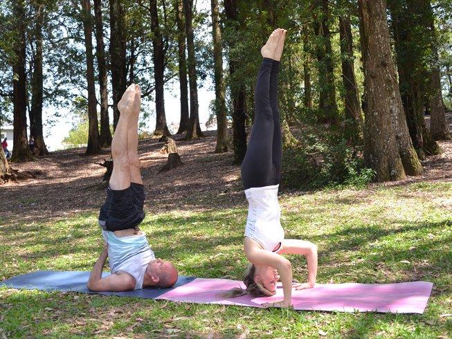 27 Days 200hr Vinyasa Flow Yoga Teacher Training in Brazil ...
