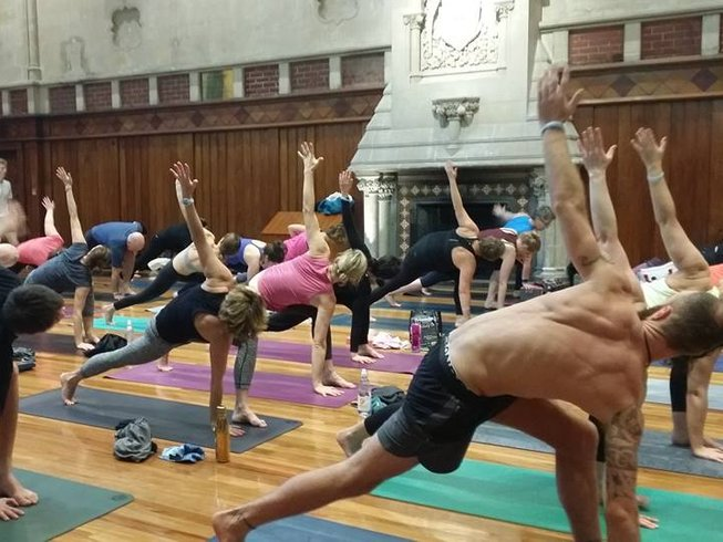 9 Days Step into Your Power Intensive Yoga Retreat in Wainui, New Zealand