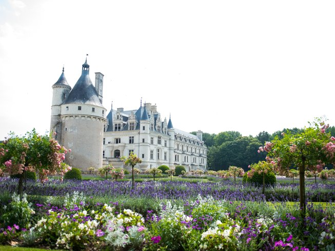 7 Days Culinary Vacations in the Loire Valley, France