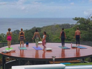 7 Day Todo Bien in the Jungle by the Sea Yoga Retreat with Surf in Playa Maderas, San Juan del Sur