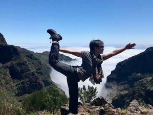 8 jours en stage de yoga, méditation et randonnées libres à Madère, Portugal