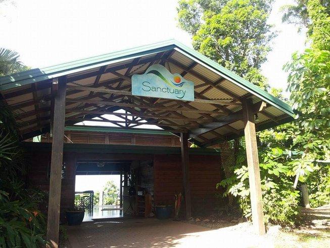 6 días retiro de yoga y meditación en un santuario selvático en Queensland, Australia
