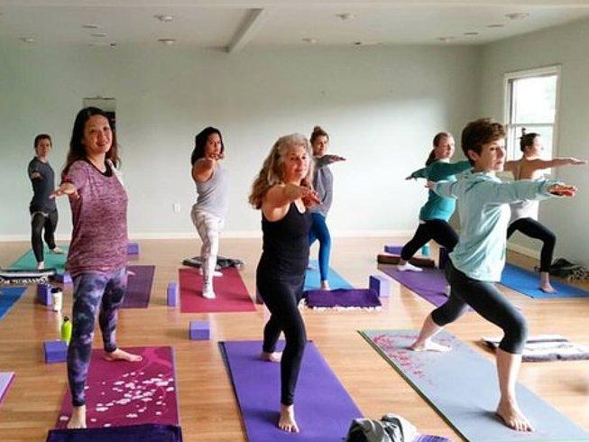 3-Daagse Yoga en Meditatie Retraite in Californië, Verenigde Staten