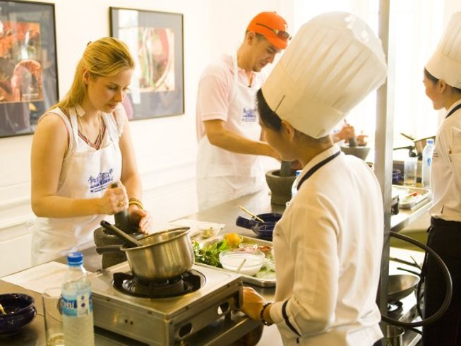 7 Days Cooking Vacations Malaysia