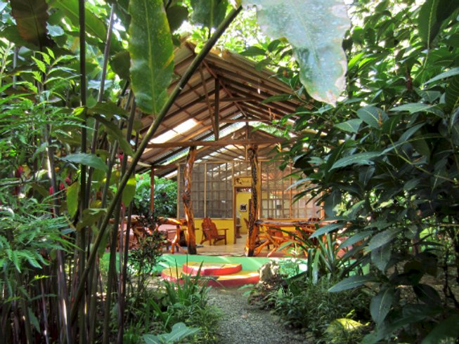 7 Days Yoga and Spiritual Retreat in Costa Rica