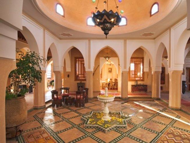 29-Daagse 200-urige Yoga Docentenopleiding in Marrakesh, Marokko