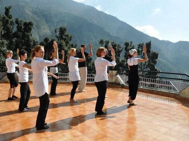 29 Days 200hr Yoga Teacher Training in Dharamsala