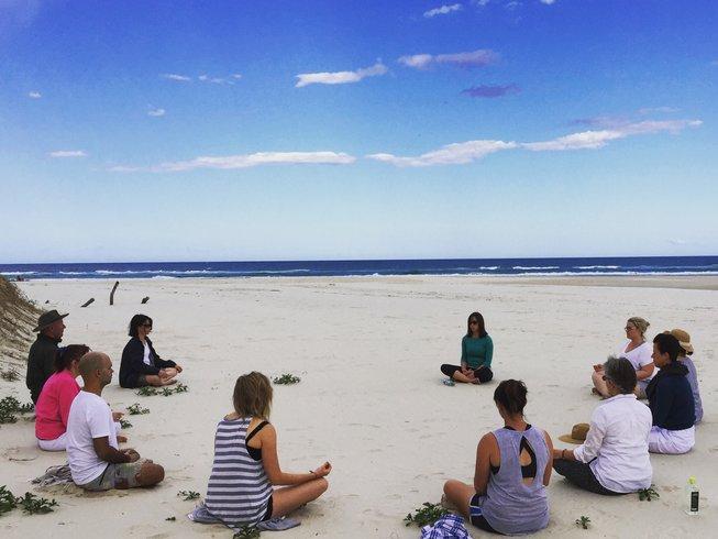 3 jours en retraite de yoga lors d'un week-end à Lennox Head et dans la baie de Byron