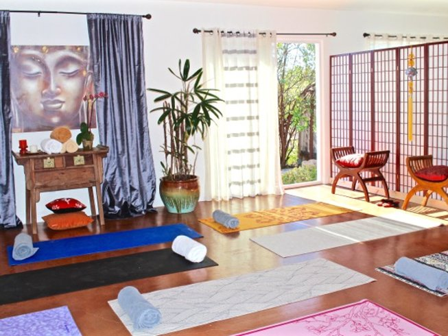 3 Days Chocolate and Wine Yoga Retreat in California