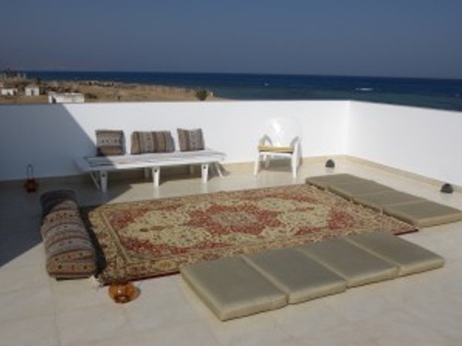 6 Days Yoga Retreat at the Red Sea in Egypt