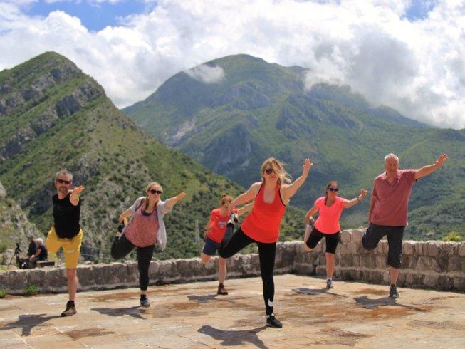 8 Days Energizing Yoga Retreat in Montenegro