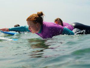 8 Days Queer Only Yoga and Surf Camp in Lisbon, Portugal