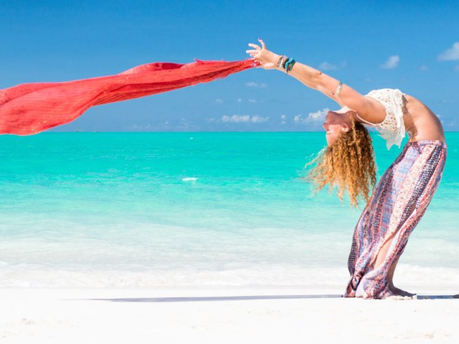5 Days New Year Yoga Retreat in Bahamas