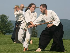 1 Month Intensive Aikido Live-in Training in Vermont, USA
