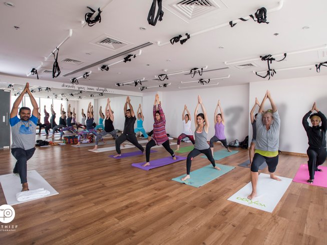 25 Days Ashtanga and Hatha Yoga Teacher Training in Dubai