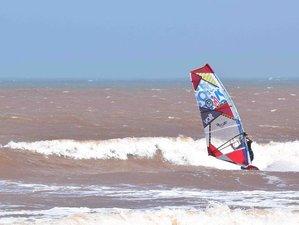 8 Days Windsurf Clinic in Moulay Bouzerktoun, Morocco