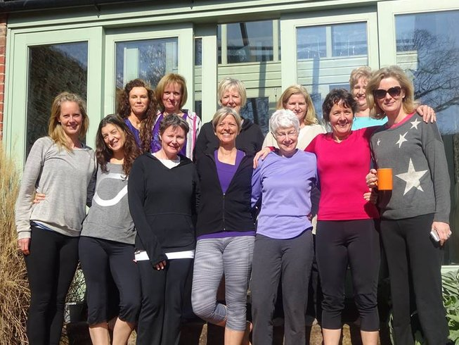 4 Days Meditation and Yoga Retreat UK