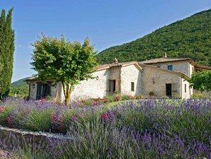 8 Tage Wandern und Yoga Urlaub in Perugia, Italien