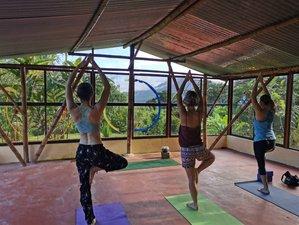 7 días de vacaciones de yoga en la selva tropical, en El Castillo, cerca de lago Arenal