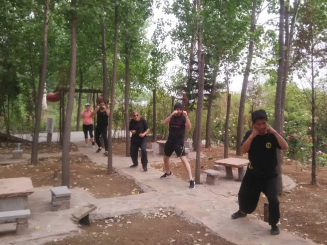 7 Days Kung Fu Sports Singles Holidays China