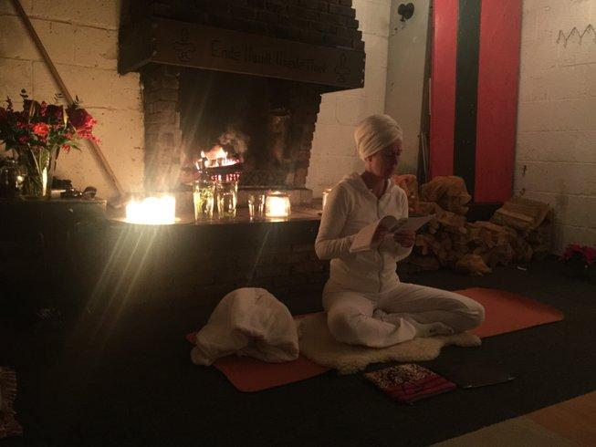 3-Daagse Eindejaars Meditatie en Yoga Retreat in Huizen, Nederland